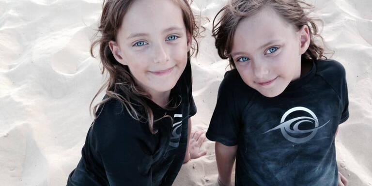 Diese Zwillinge sind echte Wunderkinder