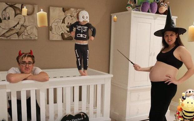 Das niedlichste Schwangerschaftsvideo der Welt