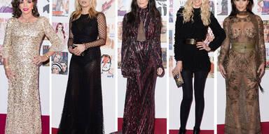 Die Looks der Vogue 100 Gala