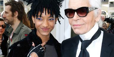 Willow Smith ist die neue Chanel-Botschafterin