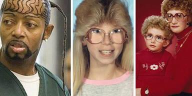 Die schlimmsten Frisuren aller Zeiten