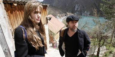 Brangelina auf Besuch in Bosnien