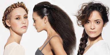 Titel Haare Trend Styles 2010