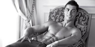 Titel  Cristiano Ronaldo - Voting: Sexy WM-Stars