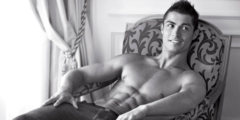 Cristiano Ronaldo - Voting: Sexy WM-Stars