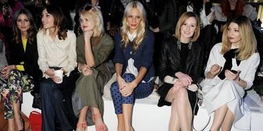 Front Row Stars