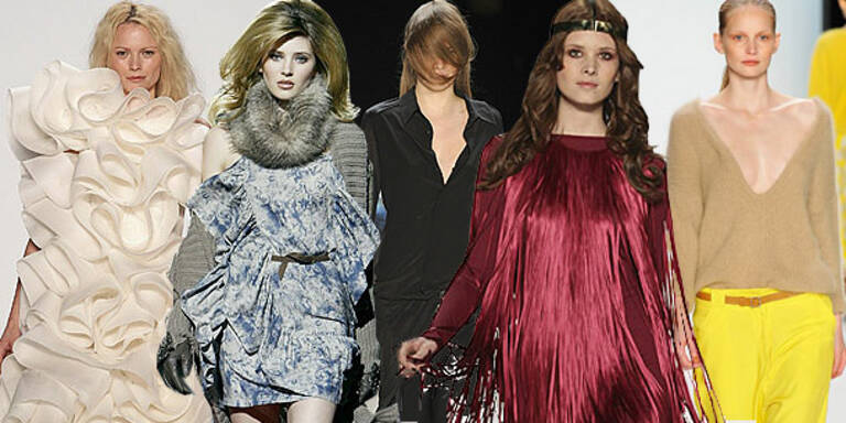 Fashion Week 2011 läuft auf Hochtouren