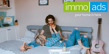 Your home is here: ImmoAds mit neuem Markenauftritt