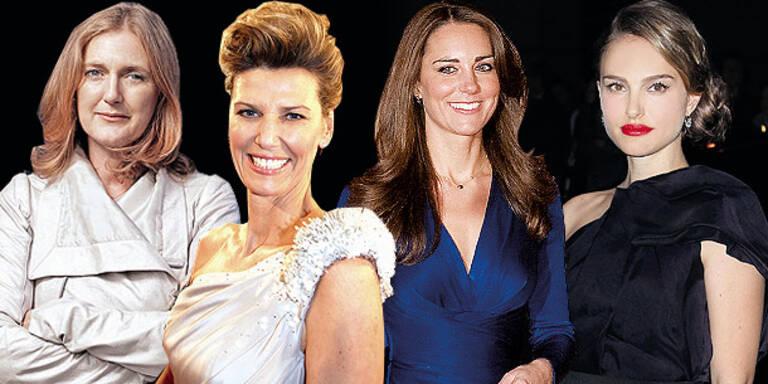 Diese Top-Frauen bewegen uns