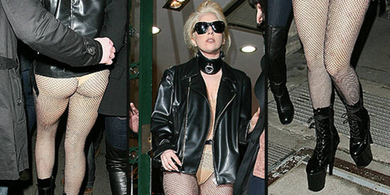 So geht Lady Gaga shoppen