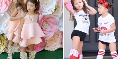 Diese Mädchen sind echte Instagram-Stars!