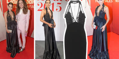 Mandy Capristo in Givenchy