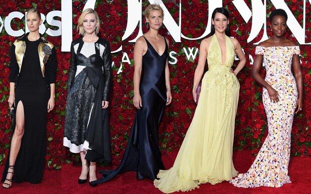 Lupita, Cate und Co. auf den Tony Awards