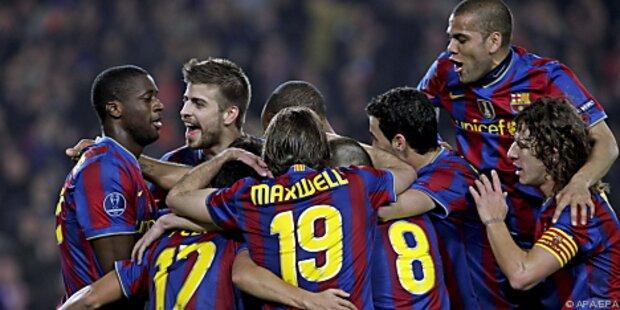 Barcelona im CL-Viertelfinale gegen Arsenal