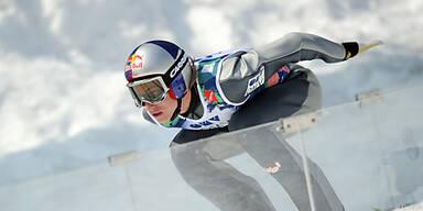 Ammann siegte bei Skiflug-WM vor Schlierenzauer