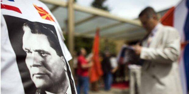 Mehr als 10.000 feiern Titos Geburtstag
