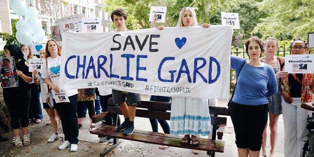 Todkrankes Baby: 350.000 kämpfen für Charlies Leben