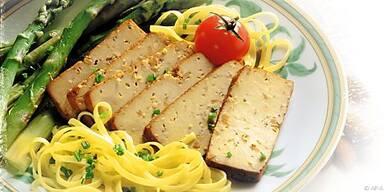 Tofu als Alternative zum Steak