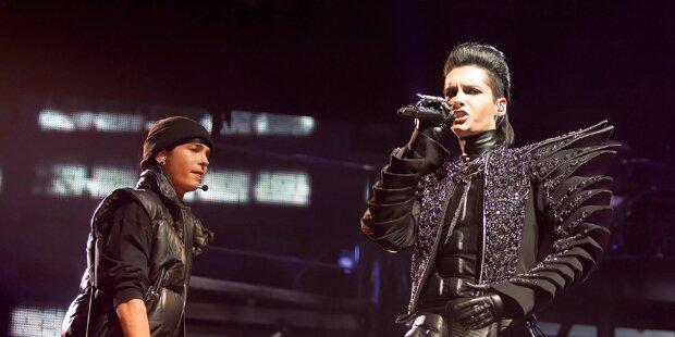 Comeback für Tokio Hotel