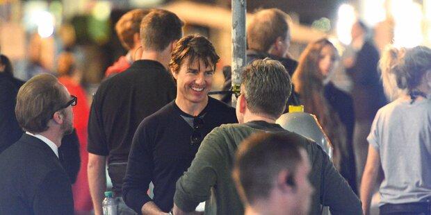 Endspurt für Tom Cruise