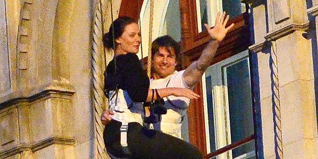 Tom Cruise kommt nach Wien