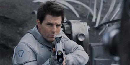 """Tom Cruise räumt in """"Oblivion"""" die Erde auf"""