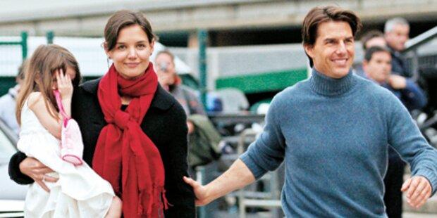 Krise bei Tom Cruise und Katie Holmes