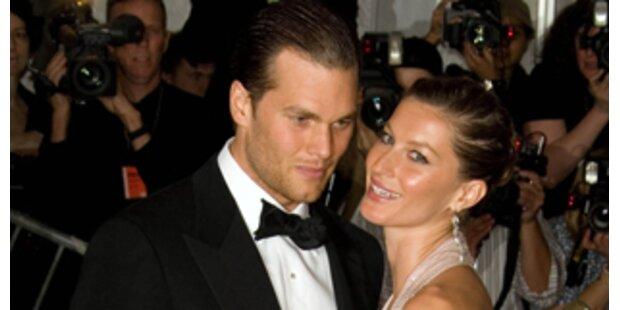 Gisele Bündchen hat sich mit Tom Brady verlobt