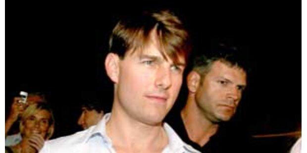 Tom Cruise ist furchtbar wütend auf Nicole Kidman