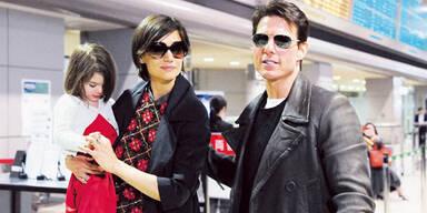 Tom Cruise und Katie Holmes vor Ehe-Aus