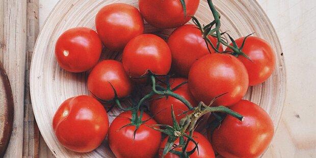 Sie haben Tomaten bisher immer falsch geschnitten