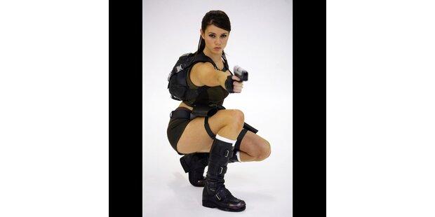 Eidos präsentiert die neue Lara Croft