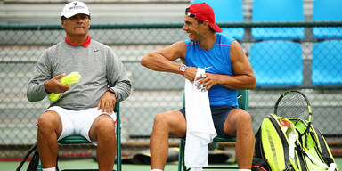 """Nadals Onkel hetzt gegen """"modernes"""" Tennis"""