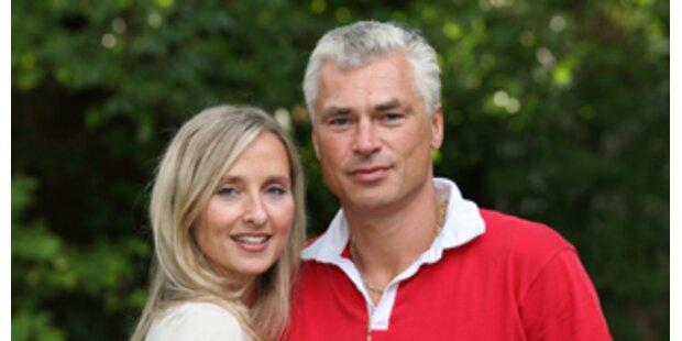 Lisi und Toni Polster - Von Trennung keine Spur