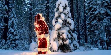 Top-Chance auf weiße Weihnachten