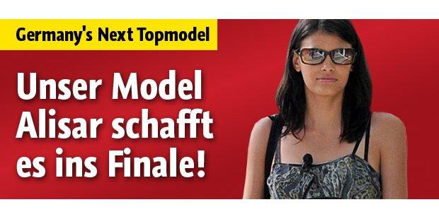 Finale! Österreicherin Alisar ist in Top 3