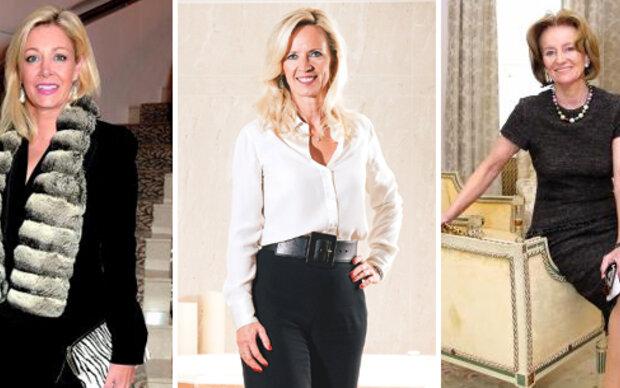 Österreichs 25 Top-Business-Ladys