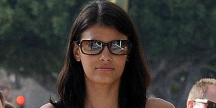 Topmodel-Kandidatin Alisar Ailabouni