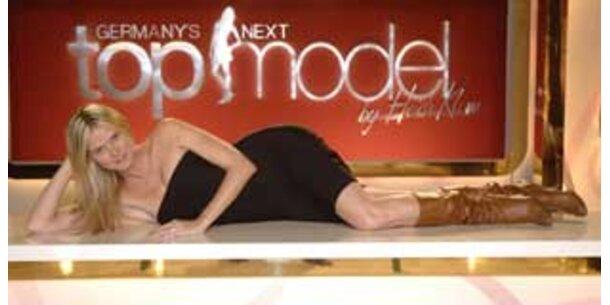Neuer Startrekord für Heidi Klum
