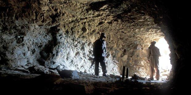 ISIS erobert legendäre Tora-Bora-Höhlen