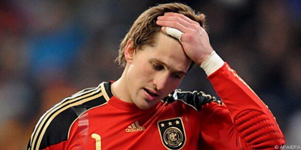 Deutschen fehlte gegen Argentinien der Mut