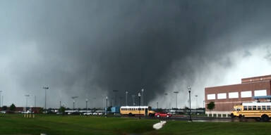 Mindestens 90 Tote durch Tornado in USA
