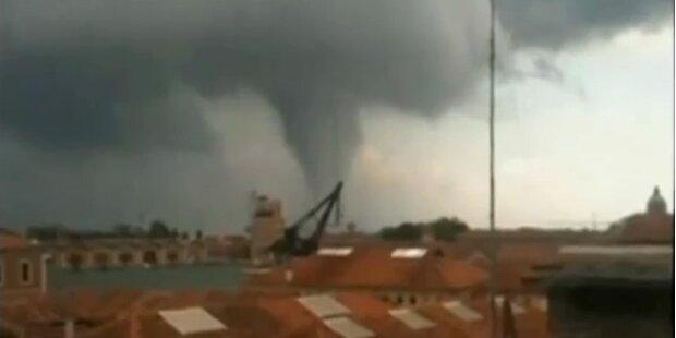 Tornado verwüstet weite Teile Venedigs