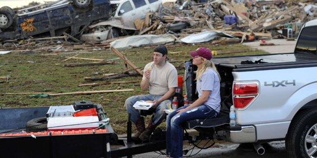 Tornado-Schaden geht in die Milliarden