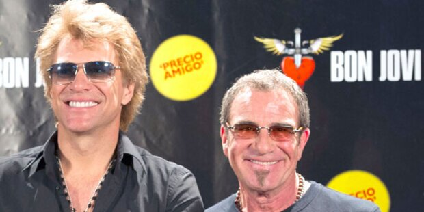 Bon Jovi-Drummer Tico Torres im Spital