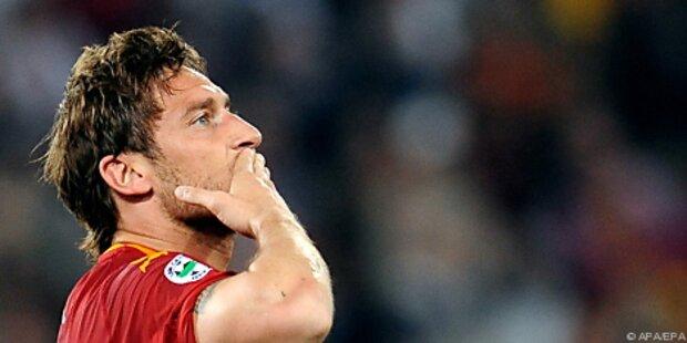 Roma legte mit 2:1-Sieg in Serie-A-Titelkampf vor