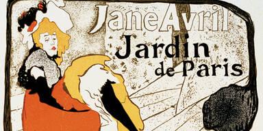 Toulouse-Lautrec im Kunstforum