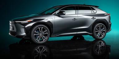 So kommt Toyotas erstes Elektro-SUV