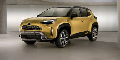 Das kostet der neue Toyota Yaris Cross