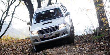 """""""Neuer"""" Toyota Hilux im ersten Test"""
